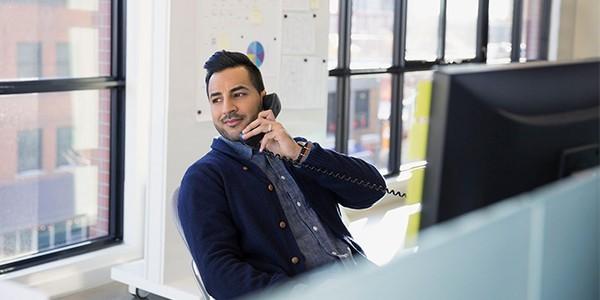 Vorbereitung für das Telefoninterview: So überzeugen Sie preview image