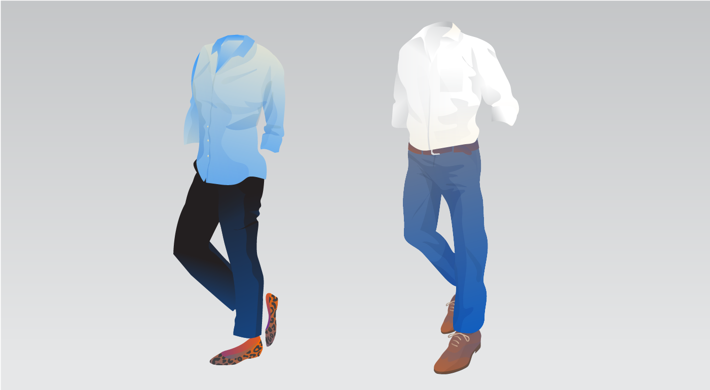 Examples of Business Casual Attire