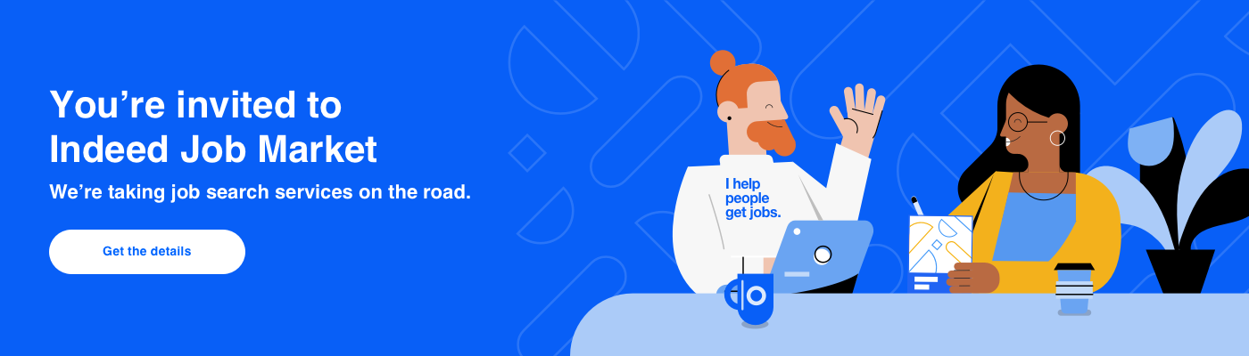Indeed job market